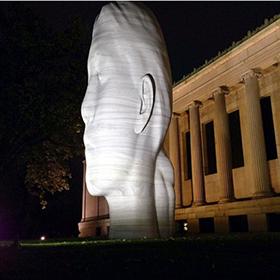 Photo: Albright-Knox public art