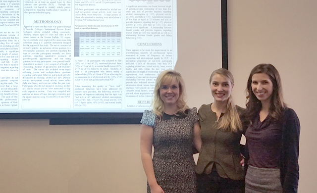 Physician Assistants present research
